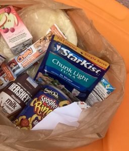 healthy packs program food for students