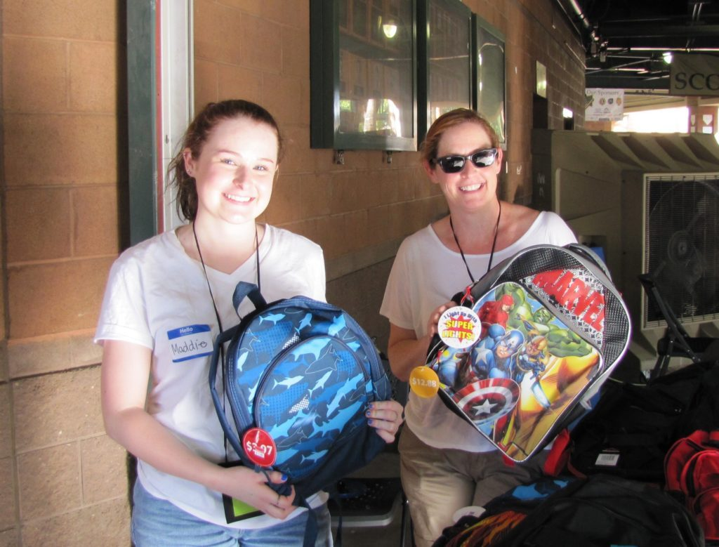 Help with School Supplies for Supplies for Low-Income Families in Scottsdale