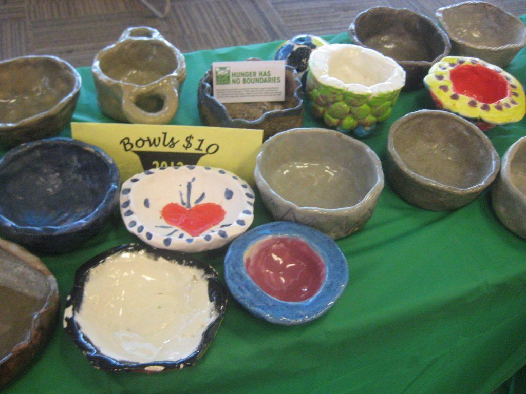 Scottsdale Empty Bowls Fundraiser